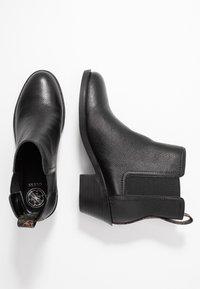 Guess - MACADA - Ankelboots - black/brass - 3