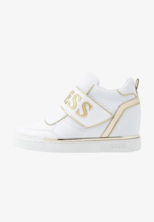 FOLLIE - Sneakers laag - white