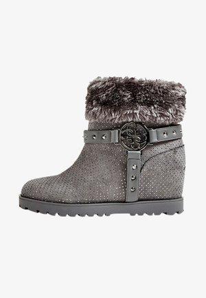 PABLA - Winter boots - dark grey