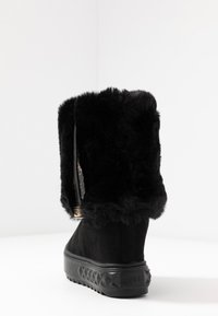 Guess - FELLO - Wedge Ankle Boots - black - 5