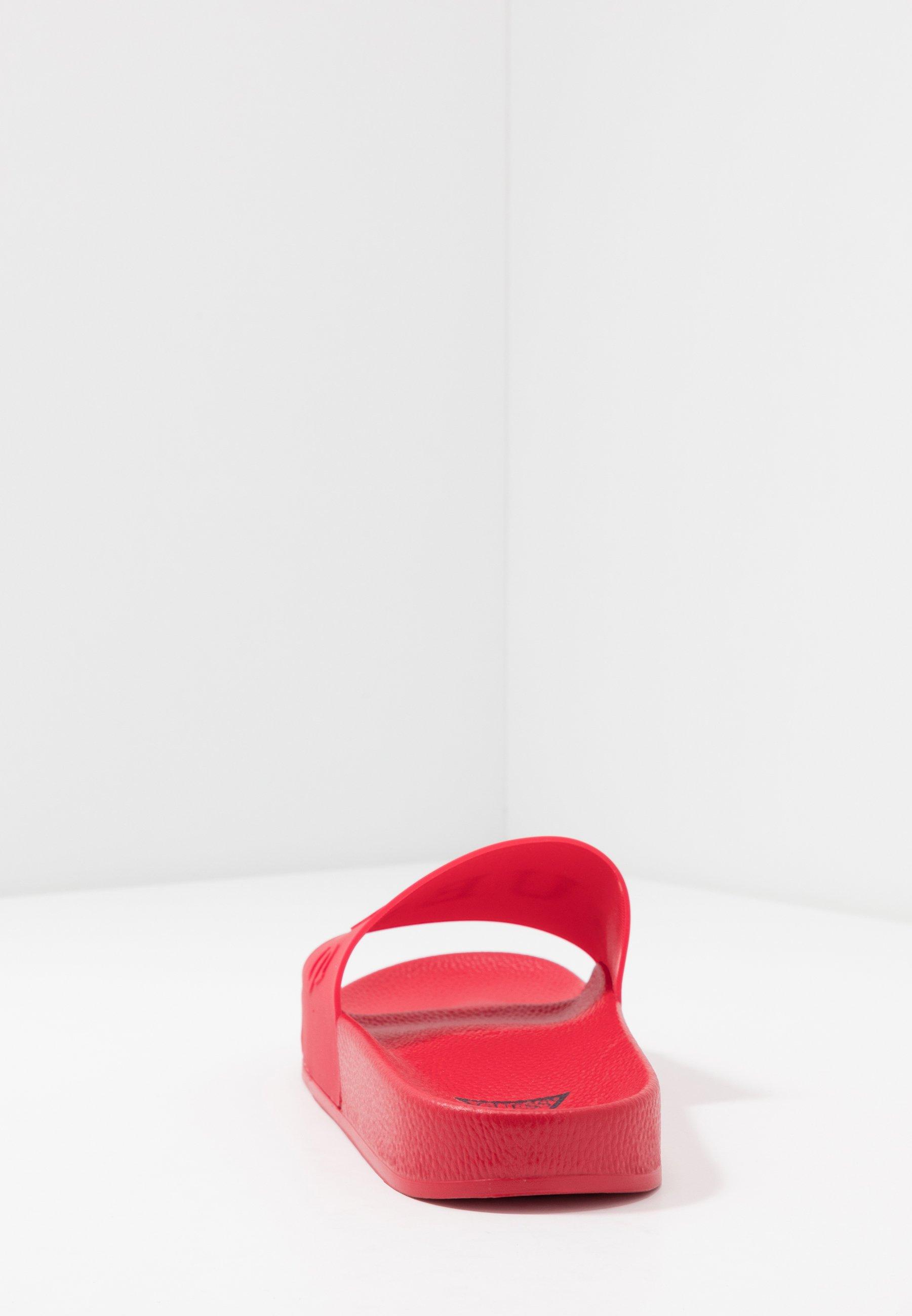 Guess SLIDES - Sandali da bagno - red
