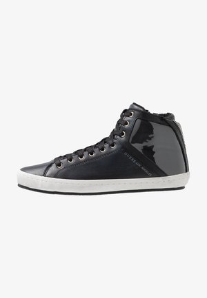 MIRACLE MID - Sneakers hoog - black
