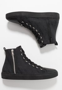 Guess - LUISS MID  - Sneakers high - black - 1