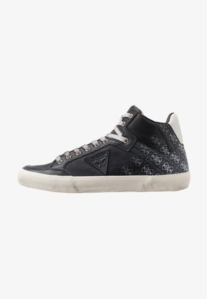 STATEMENT - High-top trainers - black