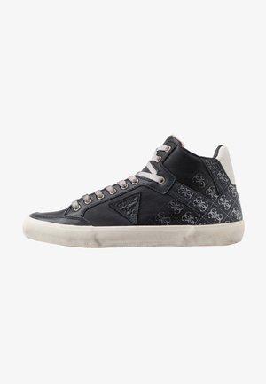 STATEMENT - Höga sneakers - black