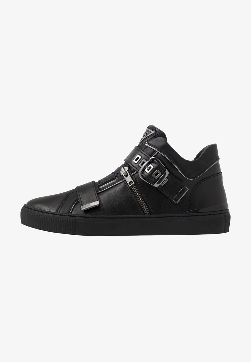 Guess - KALLEN - Sneakersy wysokie - black