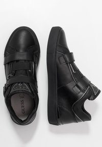 Guess - KALLEN - Sneakersy wysokie - black - 1
