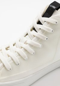 Guess - NETTUNO - Höga sneakers - white - 5