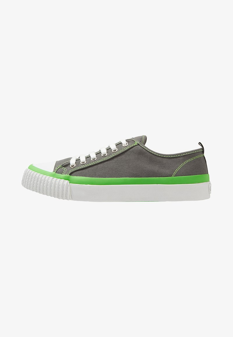 Guess - MALIBU - Zapatillas - dark grey piombo