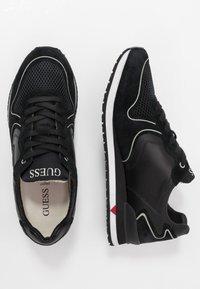 Guess - NEW GLORYM - Sneakers - black - 1