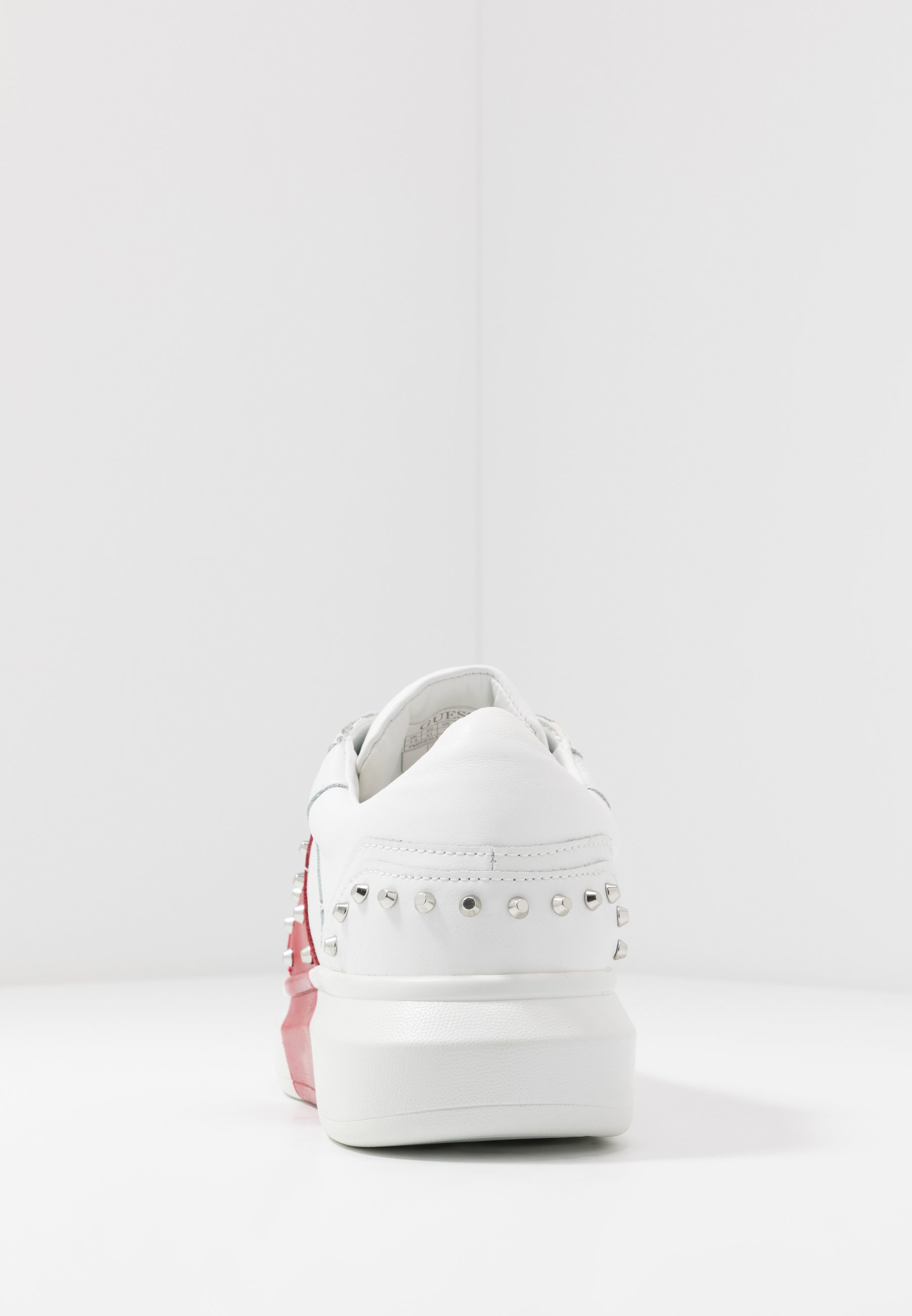 Guess Kean - Sneakers White/red
