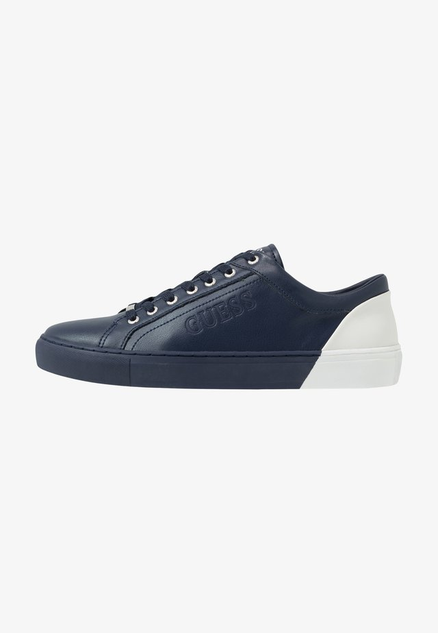 LUISS - Sneakers laag - blue mirage/white