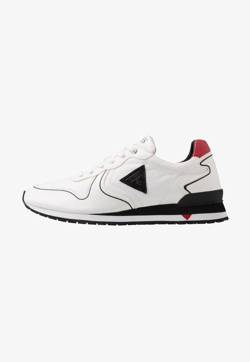 Guess - NEW GLORYM - Sneakersy niskie - white