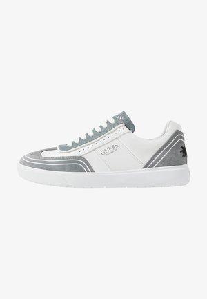 MERCURIO - Sneakersy niskie - white/grey