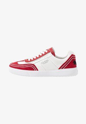MERCURIO - Sneakers basse - white/red