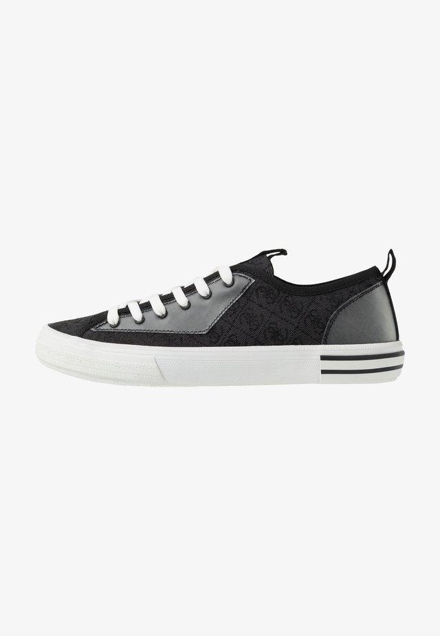 NETTUNO  - Trainers - black/grey