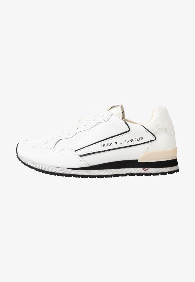 Guess - GENOVA - Sneakers basse - white