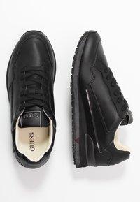 Guess - GENOVA - Sneakersy niskie - black - 1