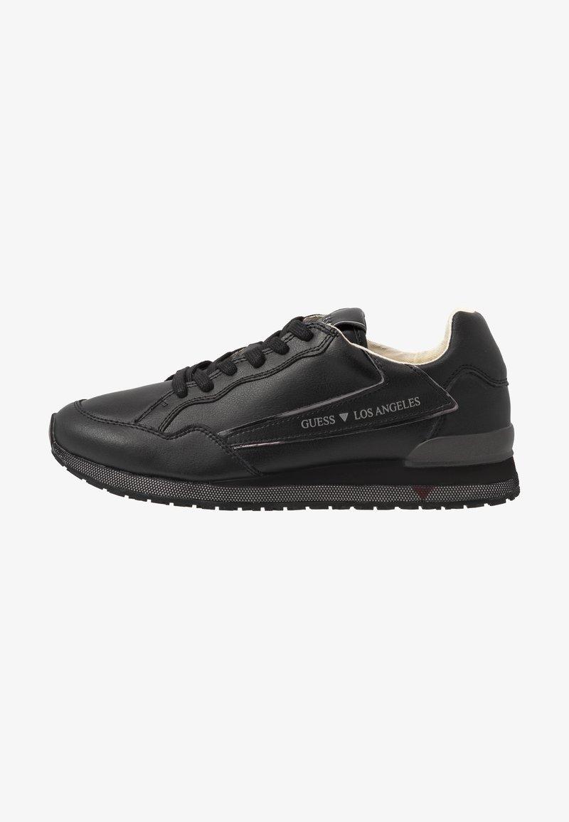 Guess - GENOVA - Sneakersy niskie - black