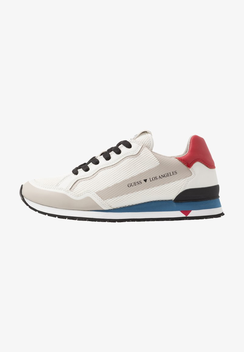 Guess - A$AP ROCKY - Sneakers - white/grey/red