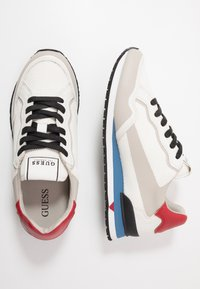 Guess - A$AP ROCKY - Sneakers - white/grey/red - 1
