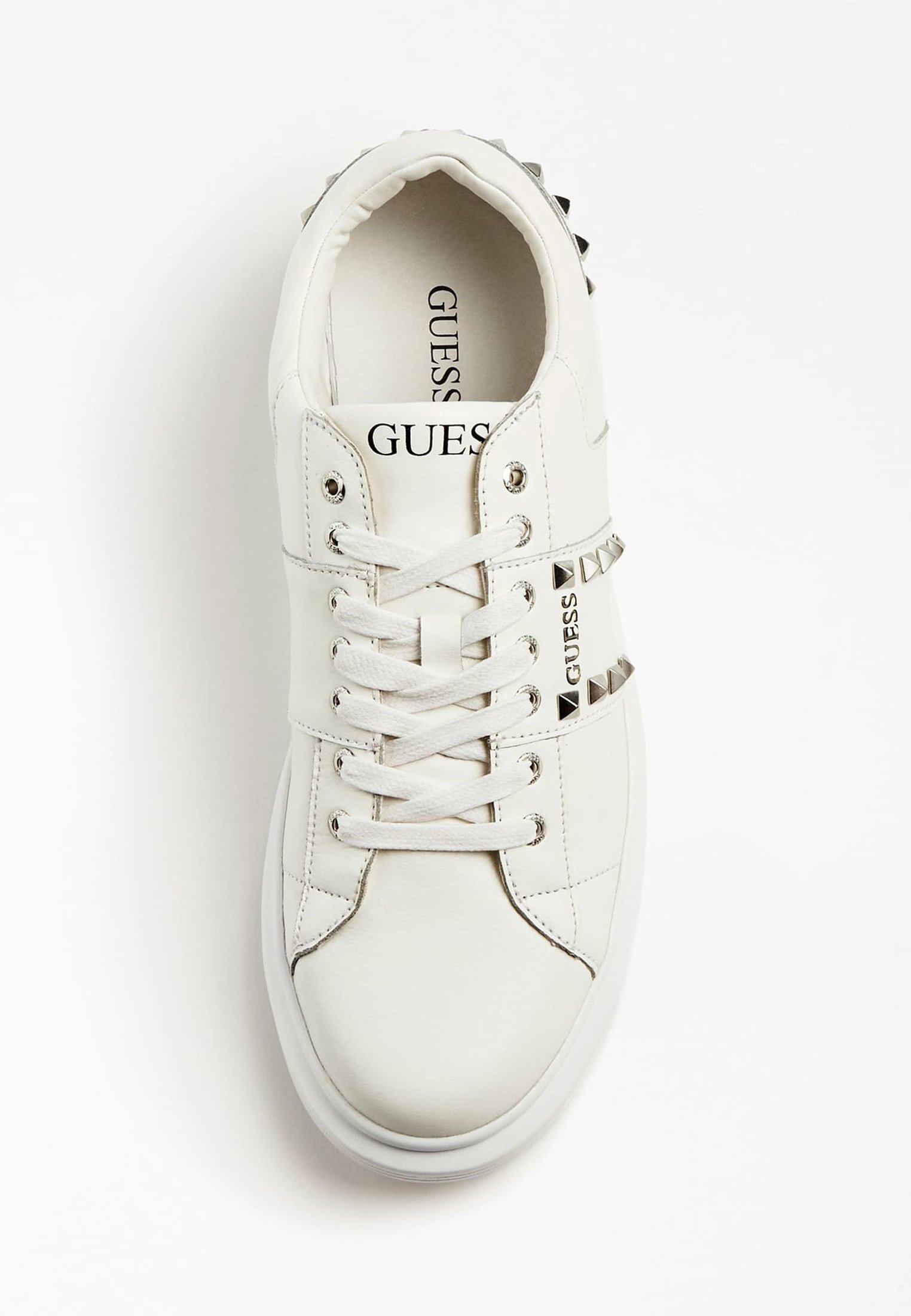 Guess Baskets basses - white