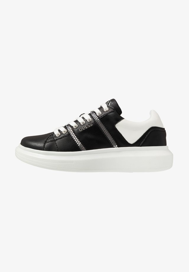 SALERNO - Sneakers laag - black