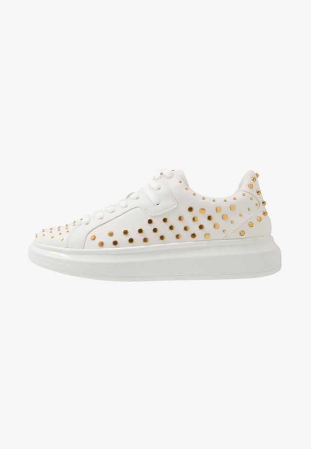 SALERNO - Sneakers laag - white
