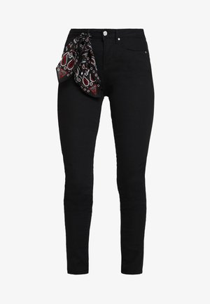 JEGGING MID - Jeans Skinny Fit - jet black a996