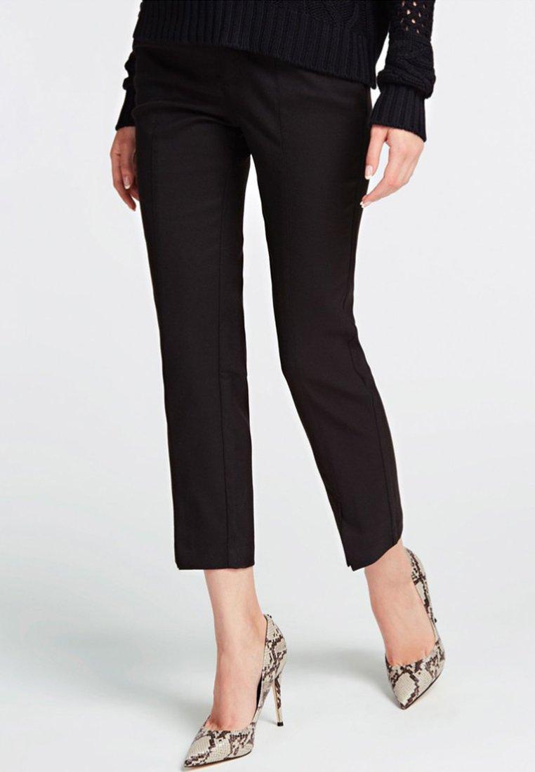 Guess - SOLEDAD - Pantalon classique - black