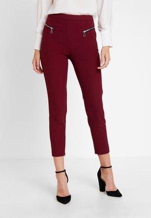 CARRIE - Pantalones - black