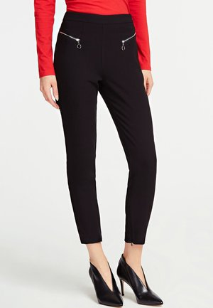 CARRIE - Trousers - black