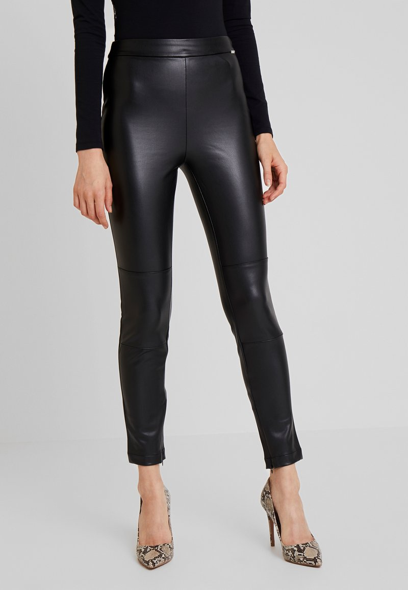Guess - MAGALI - Leggings - Hosen - jet black