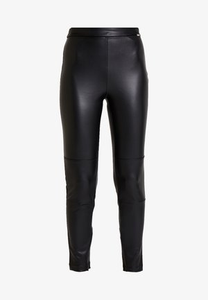 MAGALI - Leggings - Trousers - jet black