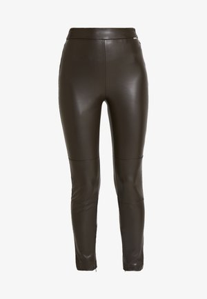 MAGALI - Leggings - Trousers - olive