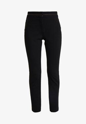 ZOE PANTS - Trousers - jet black