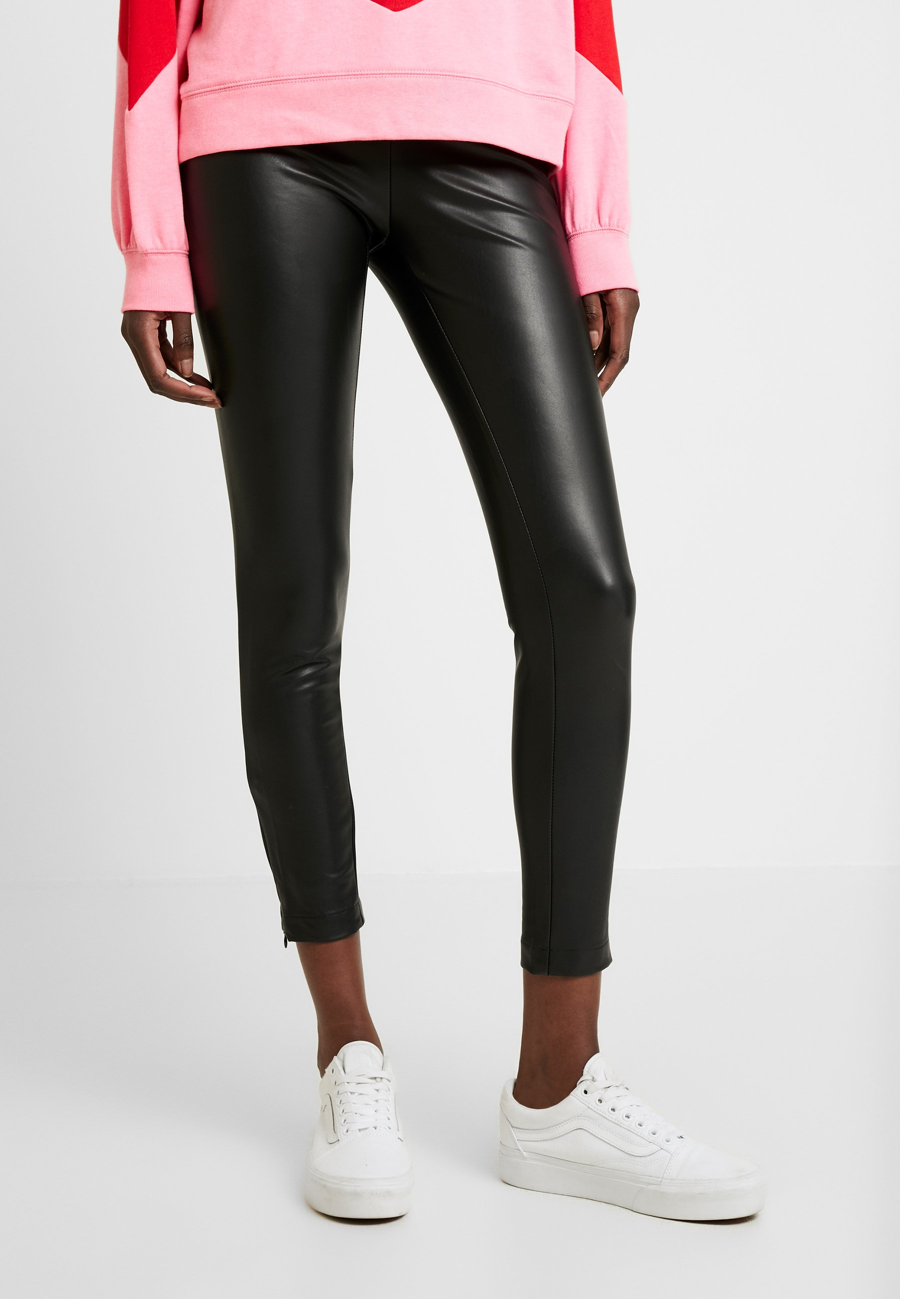 Guess DALIA LEGGINGS - Legginsy - jet black