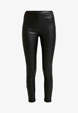 DALIA LEGGINGS - Legging - jet black