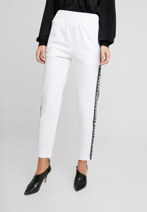 AMANDA PANTS - Broek - true white