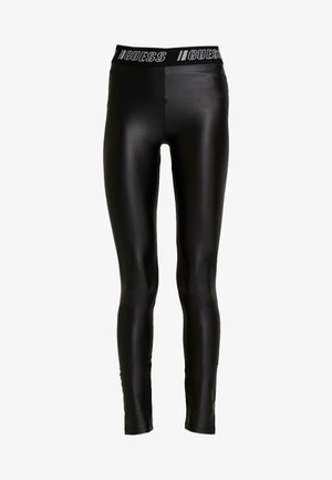 MARGIT PANTS - Legging - jet black