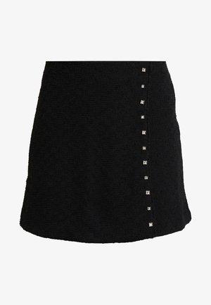 DOREEN SKIRT - Mini skirts  - jet black