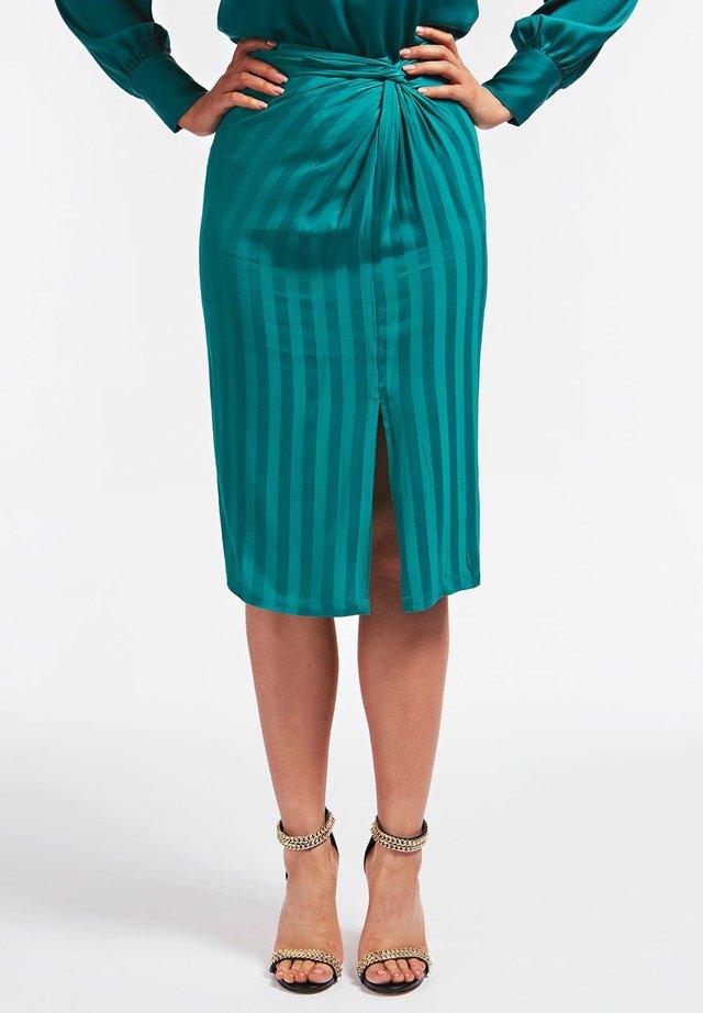 GALENE - Kokerrok - grünblau