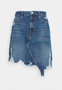 Guess - CASSY SKIRT - A-line skirt - pacha destroy - 0