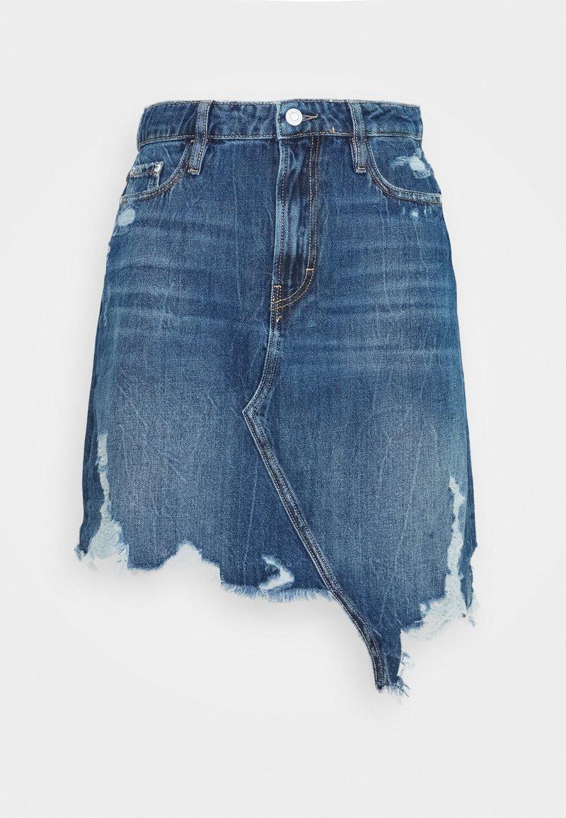 Guess - CASSY SKIRT - A-line skirt - pacha destroy