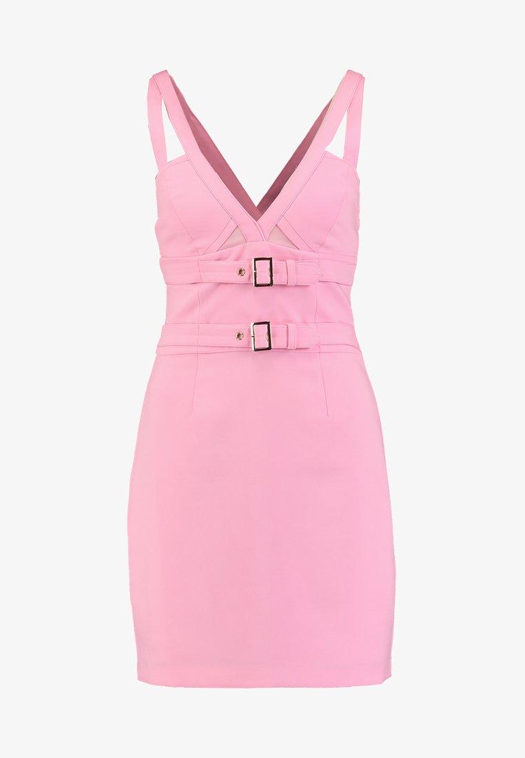 Guess MAURA DRESS Cocktailklänning poster pinkrouge