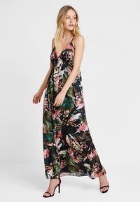 Guess - PAULA DRESS - Maxi-jurk - flower bush pink com - 2