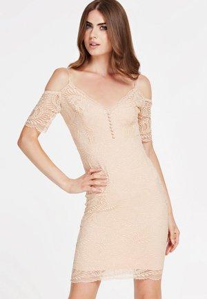 DAVINA DRESS - Robe de soirée - rose
