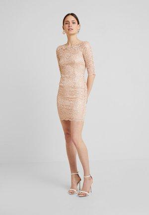 BONNIE DRESS - Robe de soirée - pink champagne