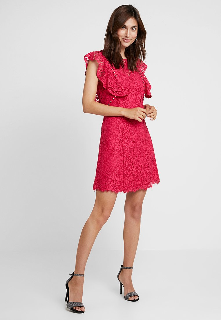 Guess - PROMISE DRESS - Cocktail dress / Party dress - pink