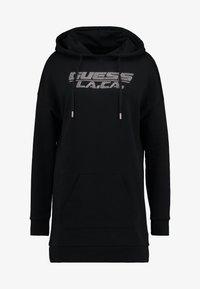 Guess - DRESS - Denní šaty - jet black - 4